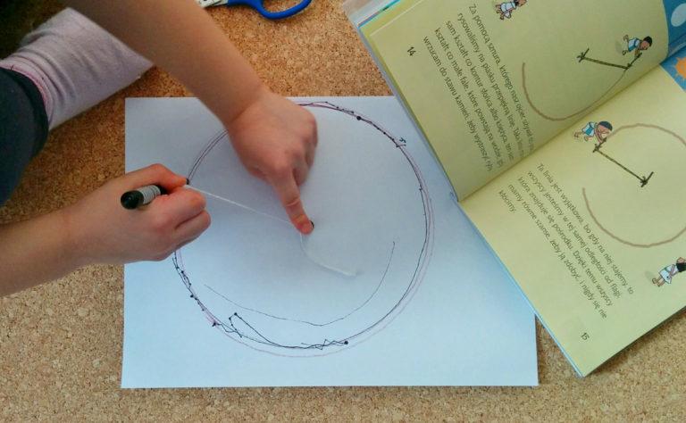 Geometria faraona - okrąg