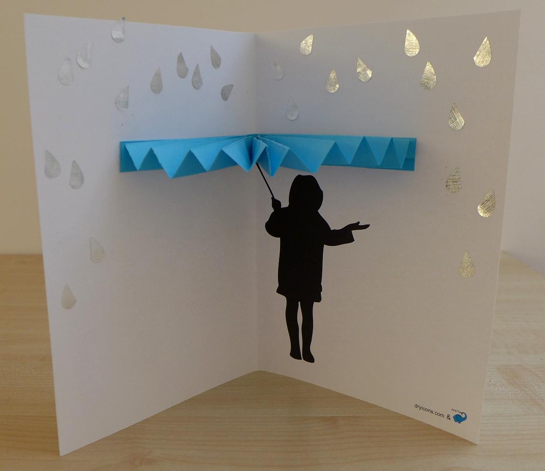 Dziewczynka z parasolem