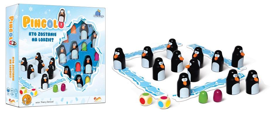 Pingolo gra pamięciowa dla dzieci