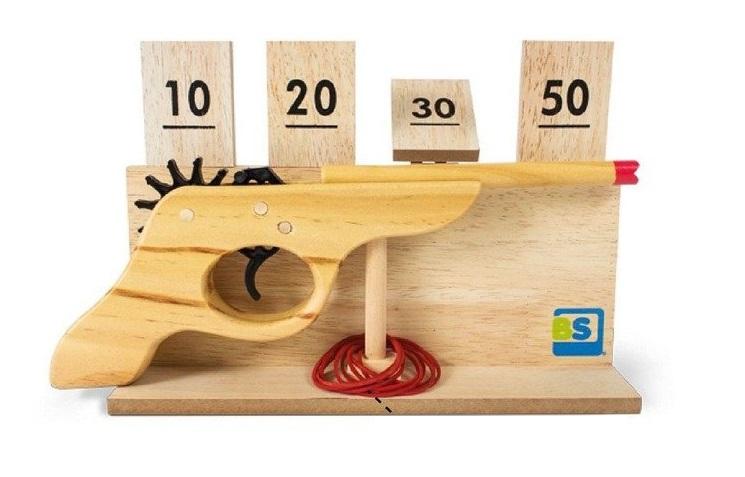 Domowa strzelnica dla dzieci Buiten Speel