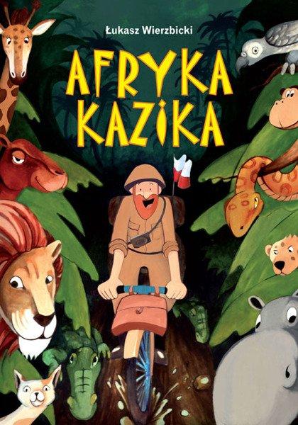 Łukasz Wierzbicki, Afryka Kazika