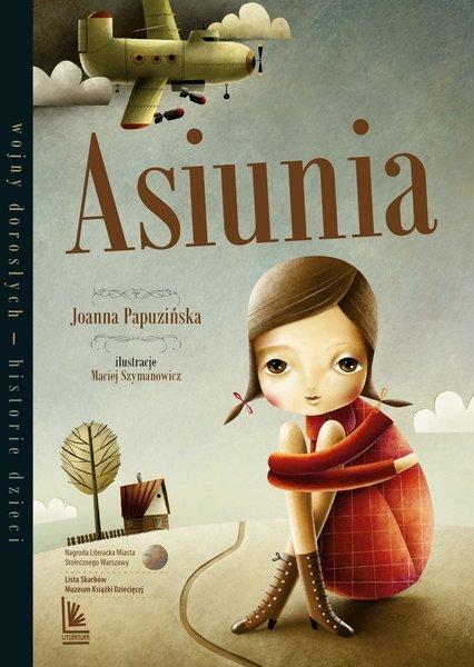 Joanna Papuzińska, Asiunia