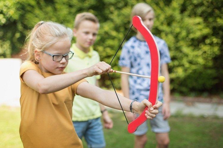 BS Toys, Łuk i bezpieczne strzały dla dzieci