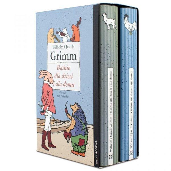 Baśnie dla dzieci i dla domu Bracia Grimm