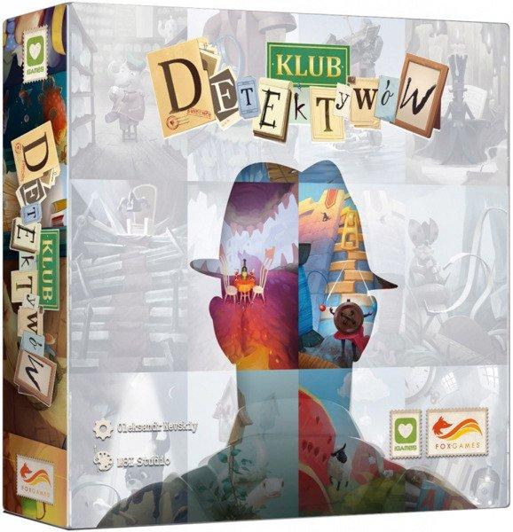 Gra Klub Detektywów
