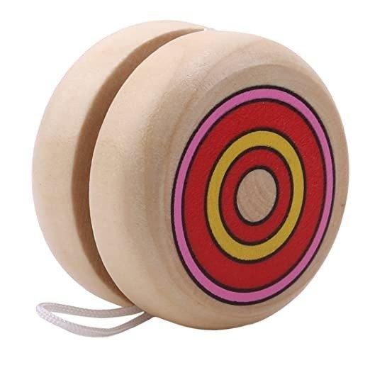 Drewniane jojo dla dzieci