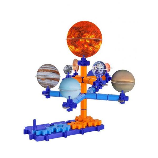 Klocki Korbo - zestaw Space 131 elementów