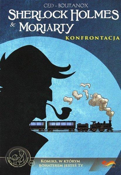 Komiks Paragrafowy: Sherlock Holmes i Moriarty. Konfrontacja