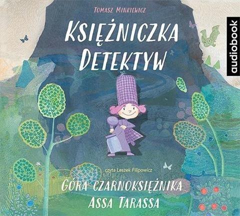 Księżniczka Detektyw. Góra Czarnoksiężnika Assa Tarassa - CD