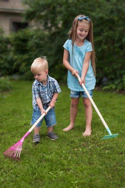 Narzędzia ogrodowe dla dzieci