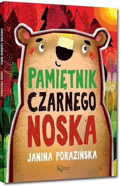 Janina Porazińska, Pamiętnik Czarnego Noska