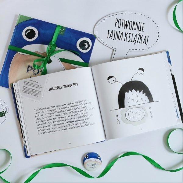 Potwory książkowe wyd. Bajkopis