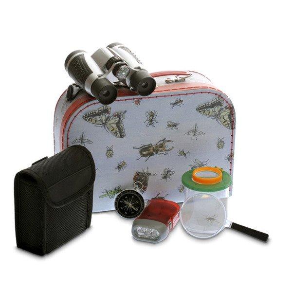 Zestaw małego odkrywcy w walizce | Egmont Toys®