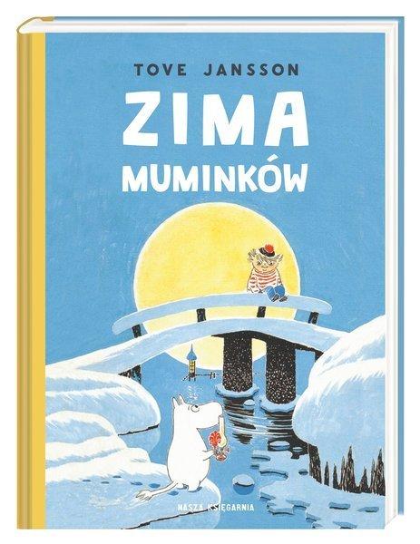 Zima Muminków wyd. Nasza Księgarnia