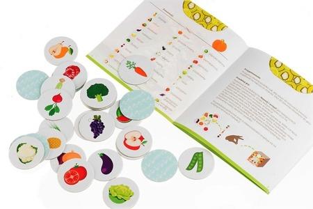 Gra Dla Dzieci Nazwij I Wrzuć Warzywa I Owoce