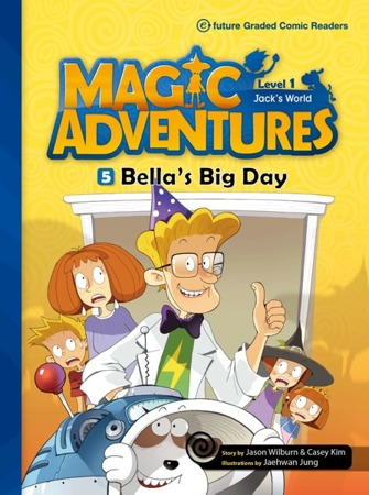 Magic Adventure: Bella's Big Day Poziom 1