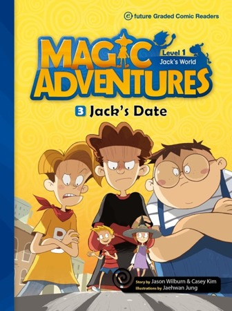 Magic Adventure: Jack's Date Poziom 1