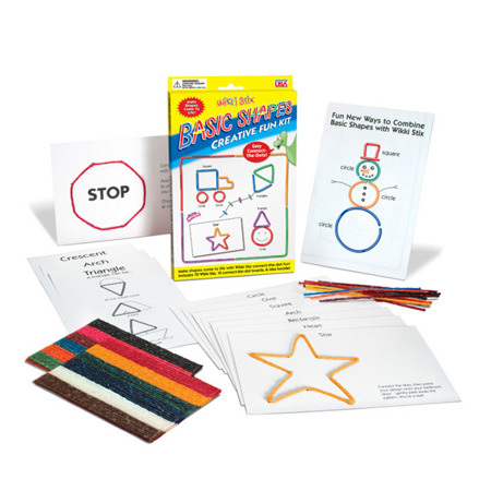 Wikki Stix Basic Shapes